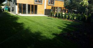 aranżacje ogrodów cennik