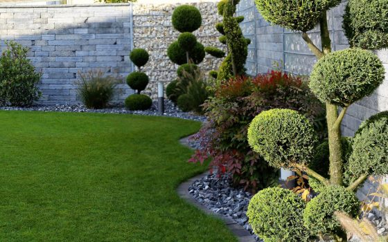 Kompleksowe wykonanie ogrodów