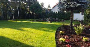 projektowanie ogrodów cennik